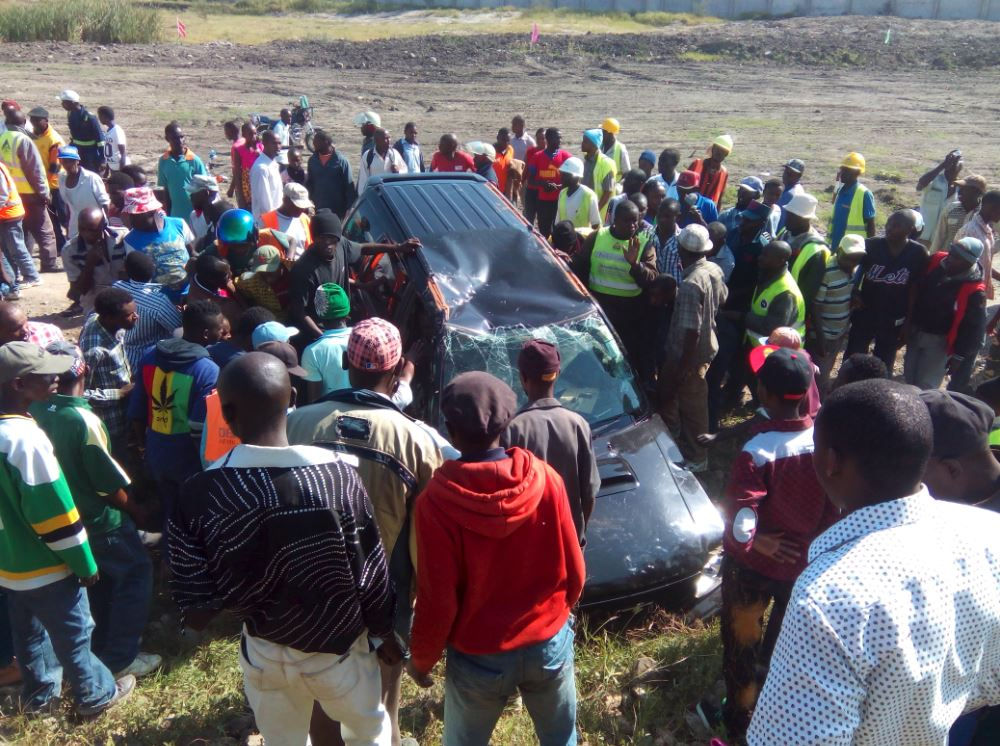 Athi River accident 1