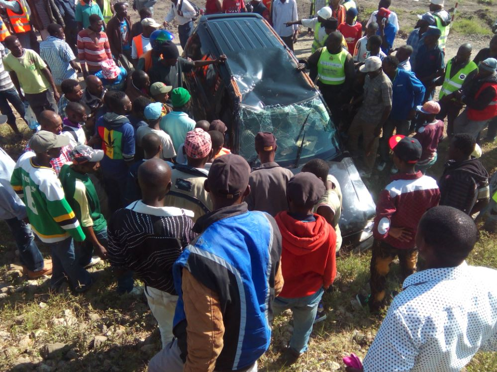 Athi River accident 2