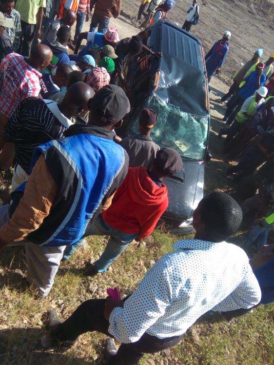 Athi River accident 3