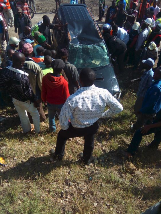 Athi River accident 4