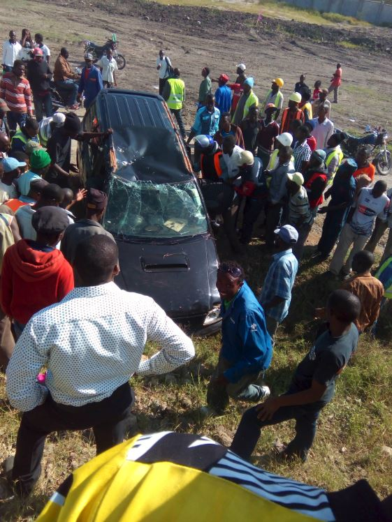 Athi River accident 5