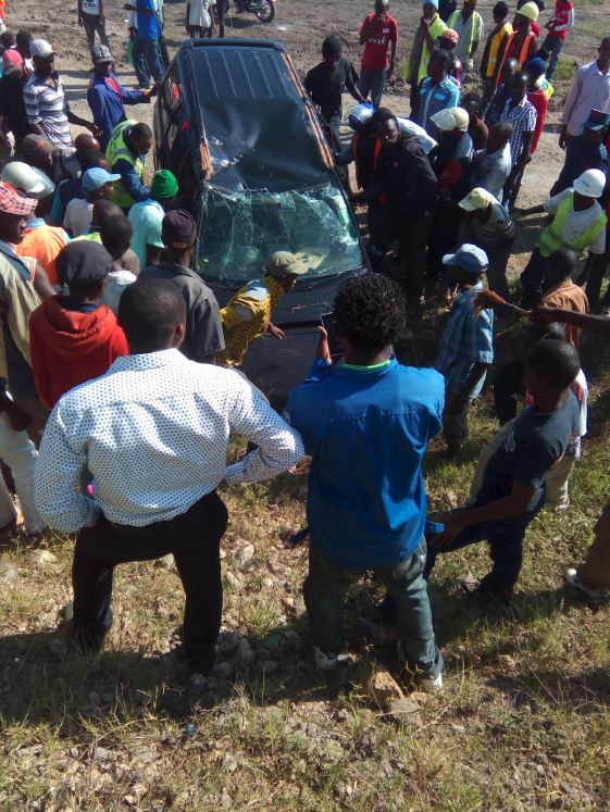 Athi River accident 6