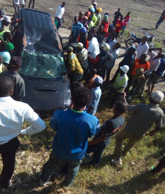 Athi River accident 7