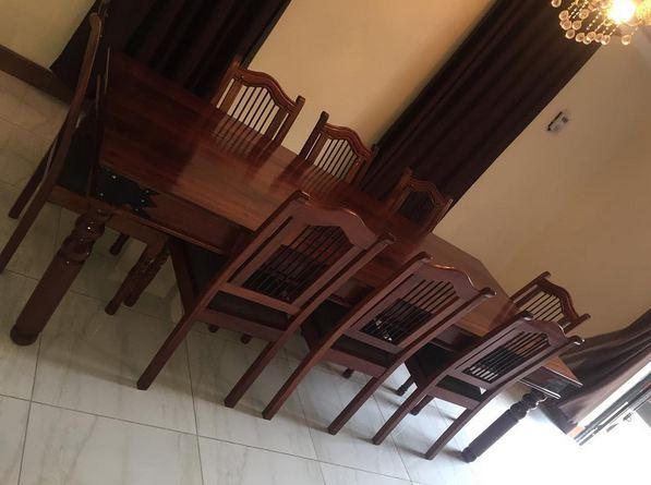Corazon's table