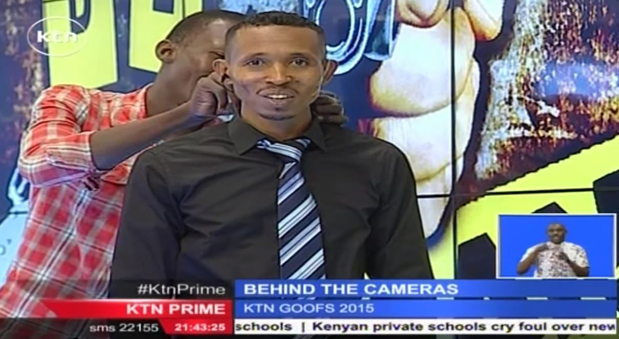 WATCH: Funny 2015 TV Bloopers by KTN Anchors and Reporters