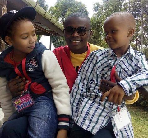 Ryan Mwenda 8