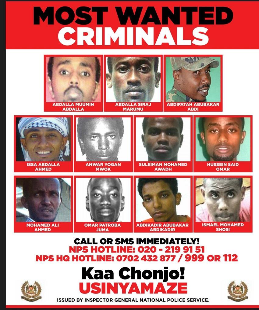 Wanted-Criminals