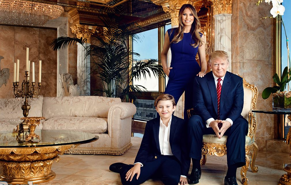 Photos Inside Donald Trump S Ksh 10 Billion New York Apartment