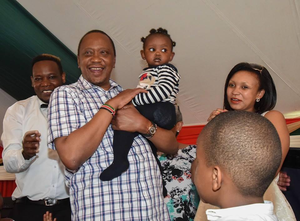 What Rufftone Told President Uhuru Kenyatta to Get his ...  What Rufftone T...