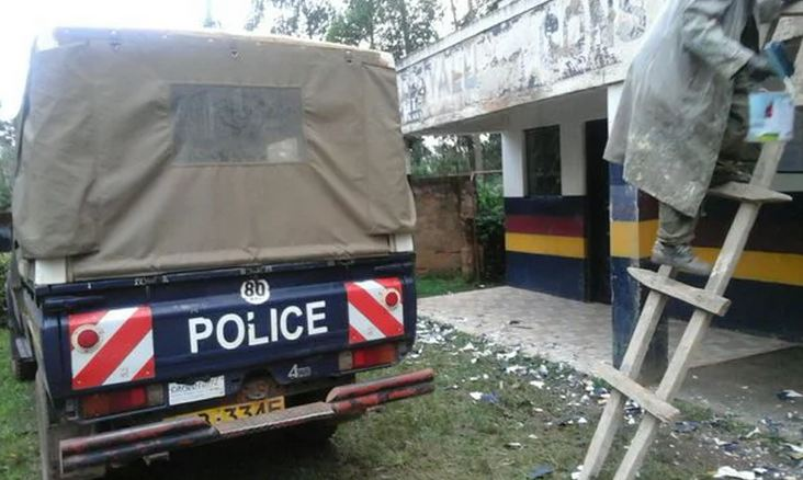 shinyalu police 2