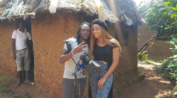 Alaine in Kakamega 4