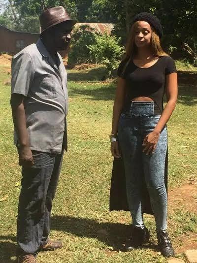 Alaine in Kakamega 8