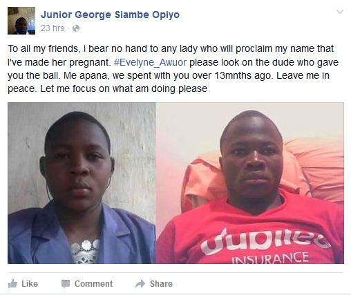 George Siambe Opiyo