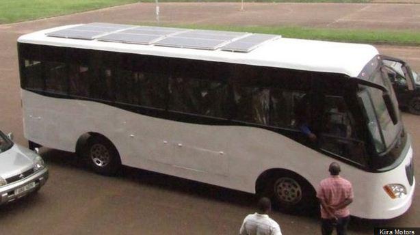 Kiira Motors - kayoola 1