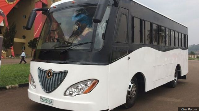 Kiira Motors - kayoola 2