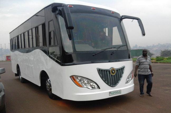 Kiira Motors - kayoola 4