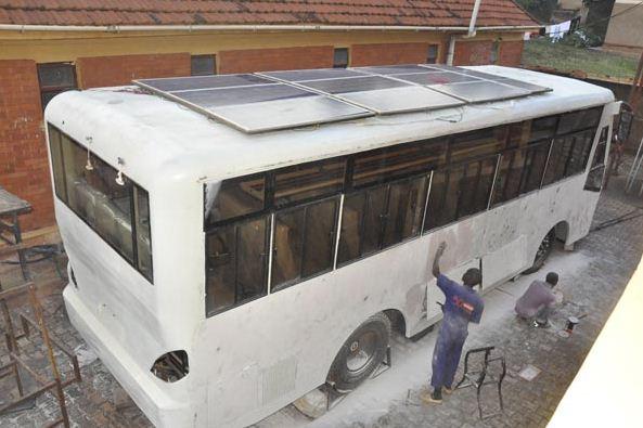 Kiira Motors - kayoola 6