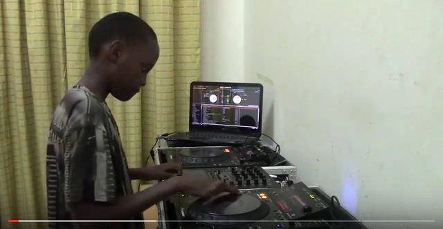 Young Kenyan Dj