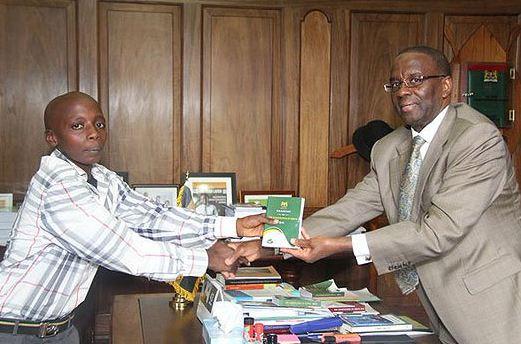Morris Mwenda 1
