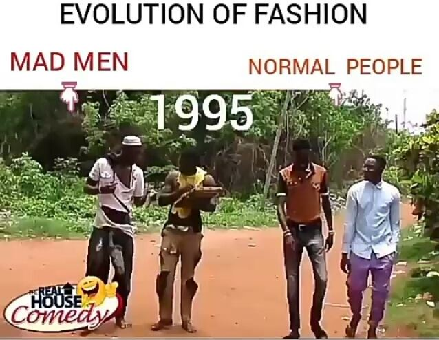 hilarious evolution of fashion and other short funny clips to