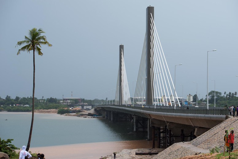 Kigamboni Bridge Tanzania Has Just Built East Africa S