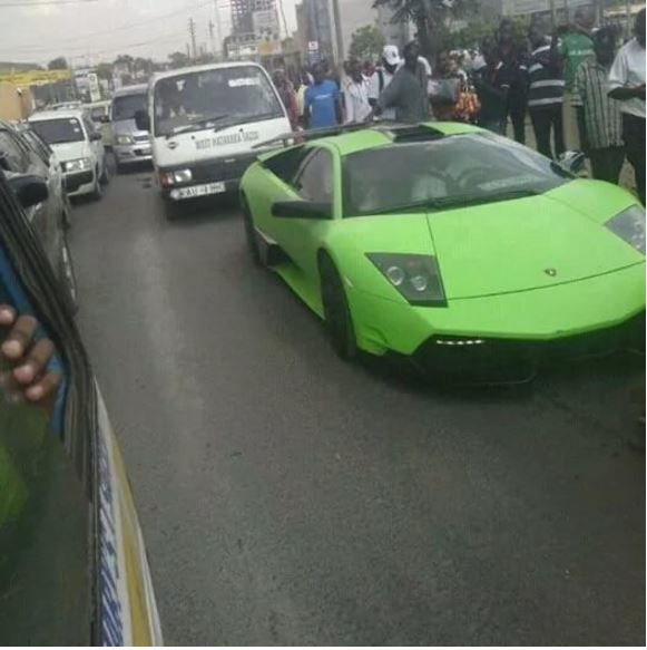 Photos 17 Most Expensive Cars Spotted On Kenyan Roads