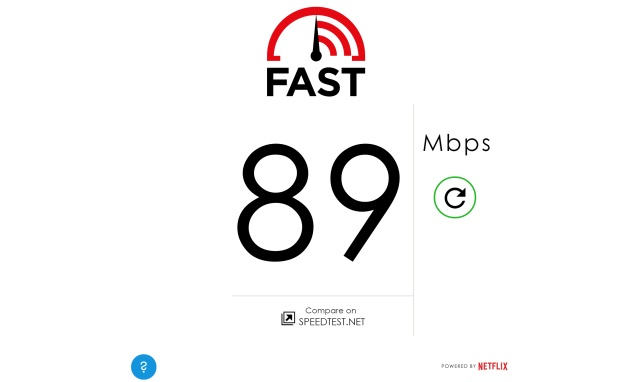 Netflix launches fast an incredibly simple internet speed test ccuart Gallery