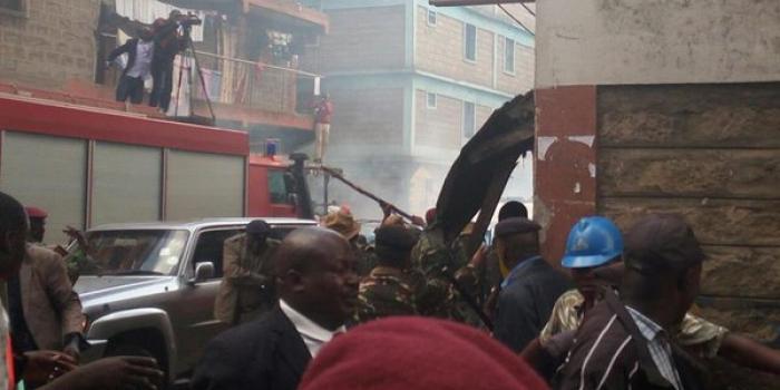 teargas huruma