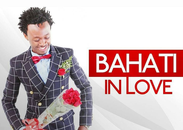 WATCH: Bahati's New Single Titled 'In Love' (VIDEO)