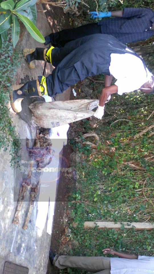 Shocking   Body Of Missing Foreigner Found Inside Septic Tank In Nyali 5 Months On  Graphic Photos