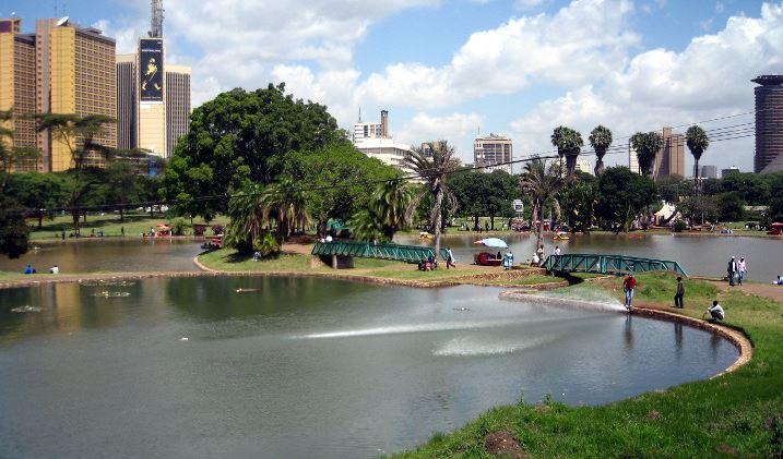 Sonko Promises To Turn Uhuru Park Into A Matatu Terminus