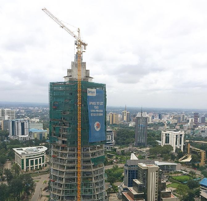 Future Tallest Building In The World Under Construction kenya's tallest building has just been officially opened (photos)