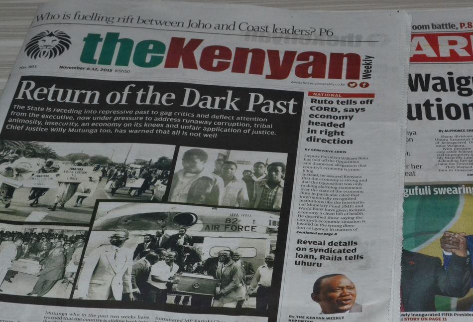 kenyan weekly