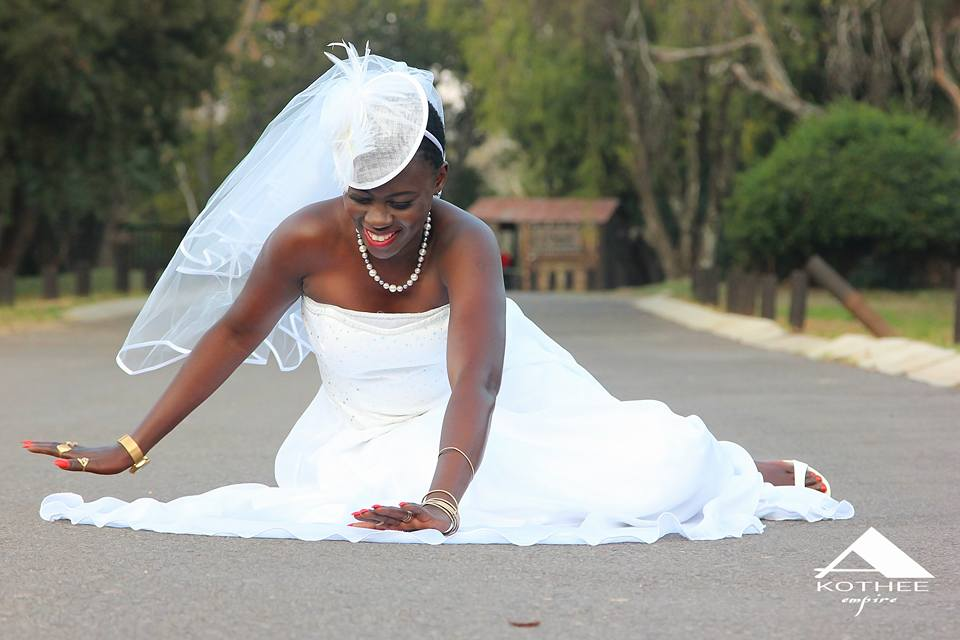 New York Meets Africa Wedding - South African Wedding Blog