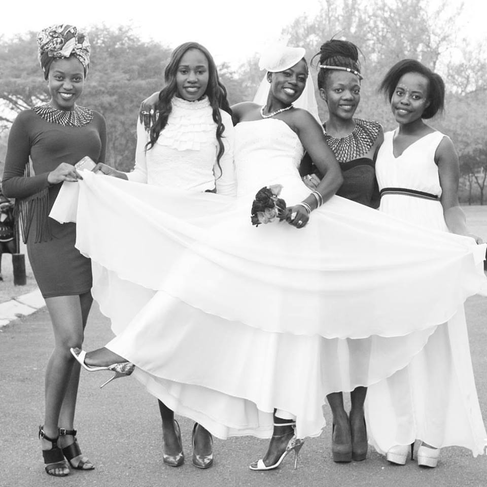 Some Stunning PHOTOS From Akothees South African Wedding