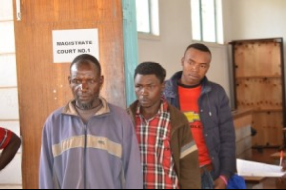 poaching suspects