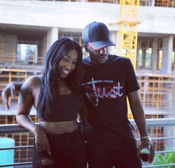 PHOTOS Of Victoria Kimani's Grown And Sexy Birthday Dinner
