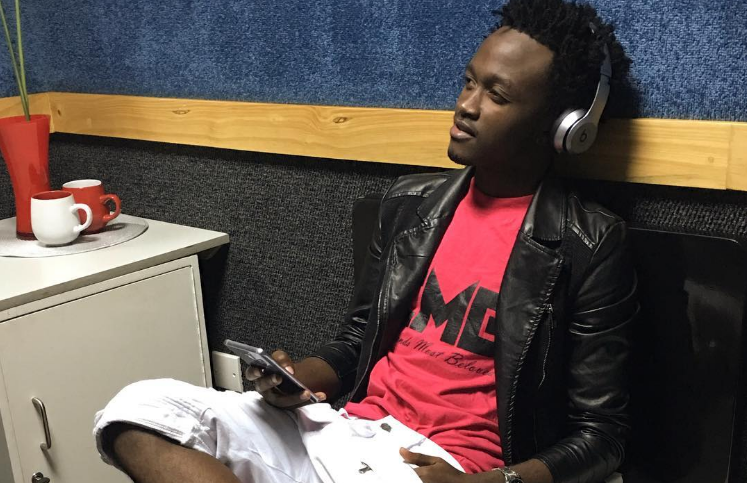Bahati on Life, New Collabo with Eddy Kenzo and Being Single