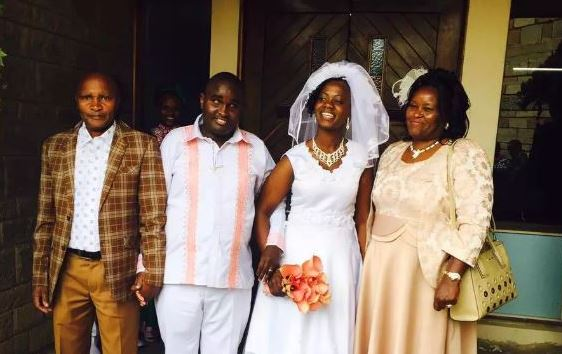PHOTOS of 'Mbona' Singer Denno's Colourful Wedding Ceremony