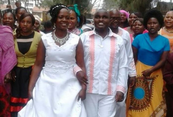 Image result for gospel singer denno wedding