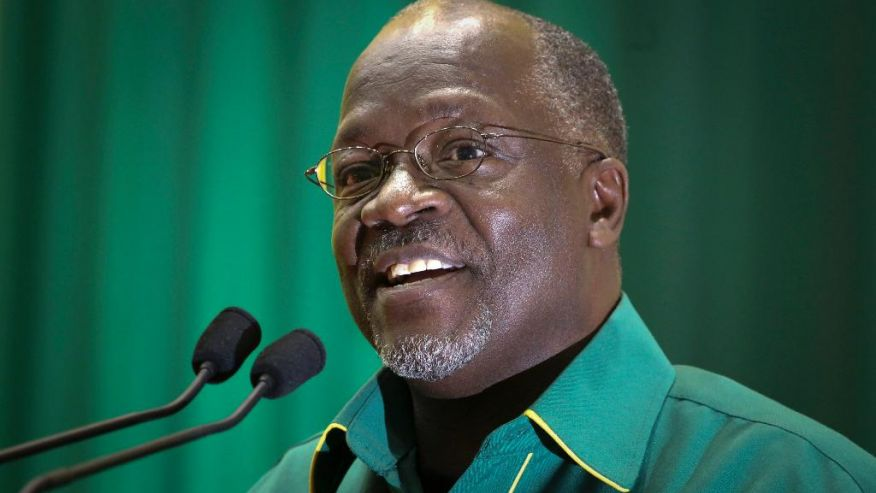 Image result for magufuli