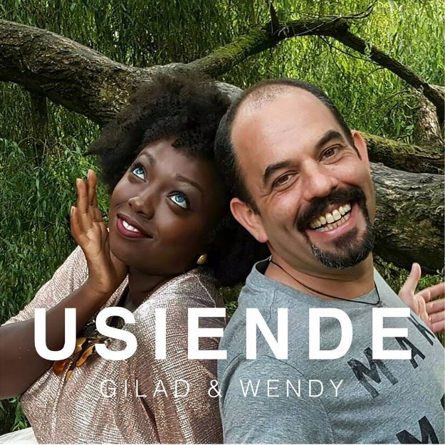 Image result for gilad and wendy