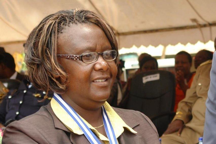 Ms Rhoda Omufumu