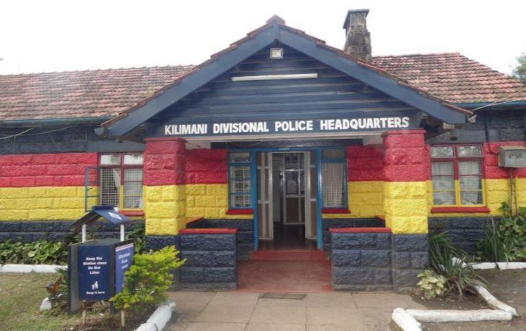 kilimani-police