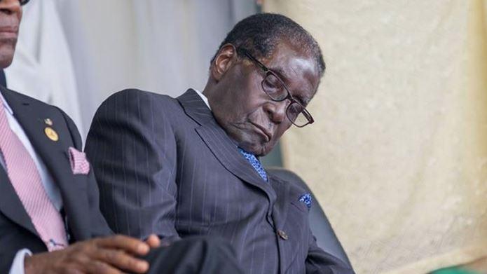 Robert Mugabe - Zimbabwe President