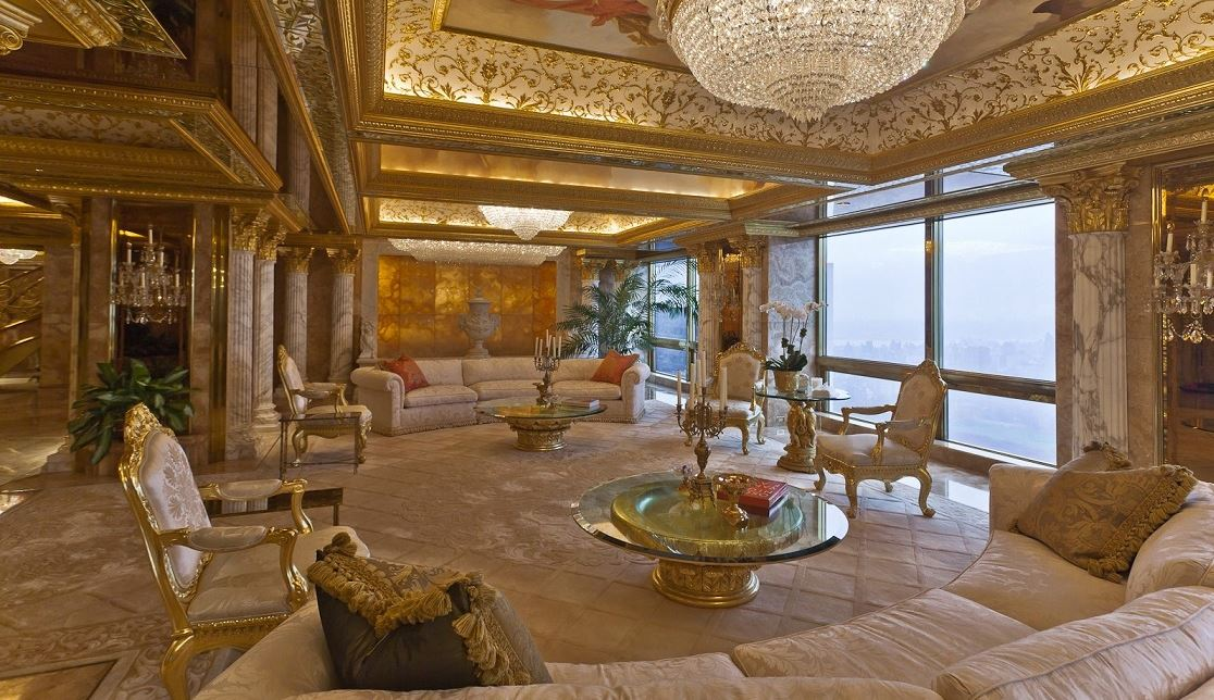 Photos Inside Donald Trump S Ksh 10 Billion New York