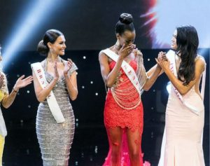 Kenyan beauty finishes among top five at Miss World