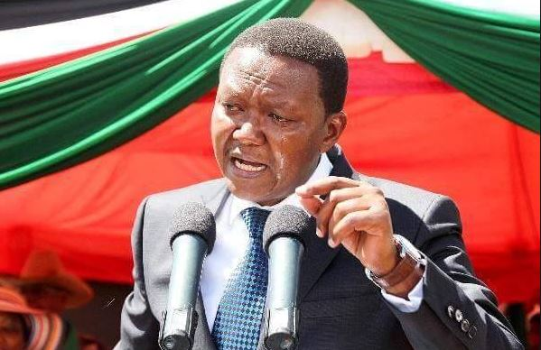 Governor Mutua, Six MPs Kicked Out of Kalonzo's Wiper Movement