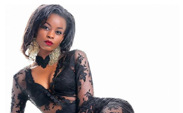 Kenyas Beauty Queen Evelyn Njambi Finishes Among Top 5 in