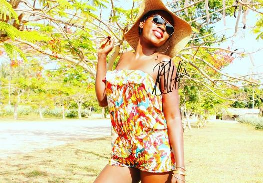 What Singer Akothee Scored in KCSE 10 Years After Dropping